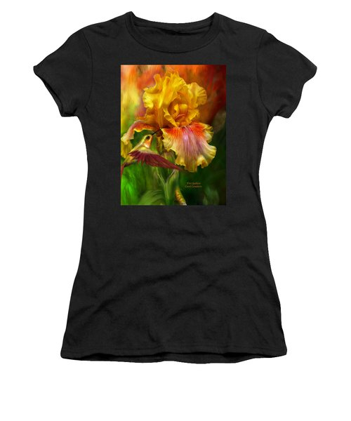 Fire Goddess Women's T-Shirt