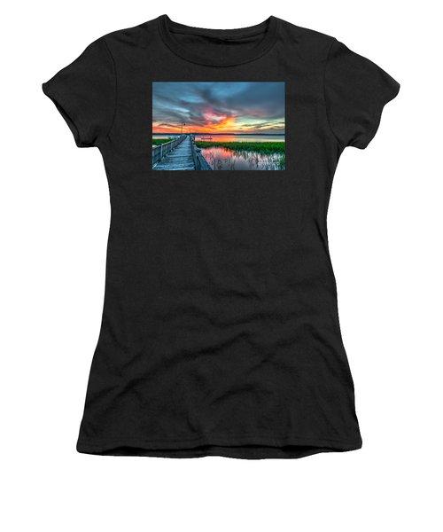 Fire Light Women's T-Shirt