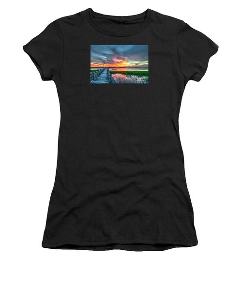 Fire Light Women's T-Shirt
