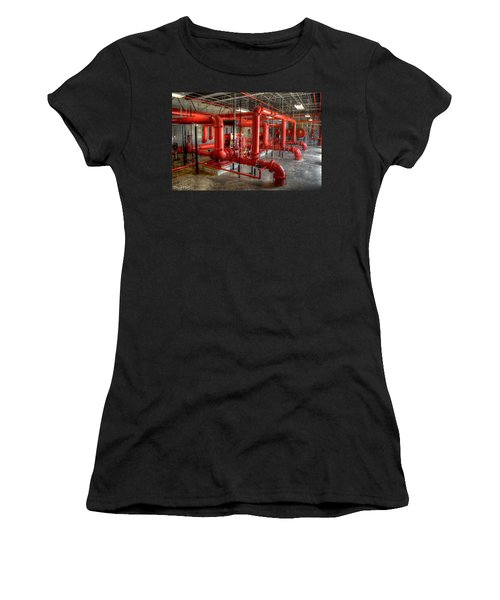 Fire Pump Room 2 Women's T-Shirt