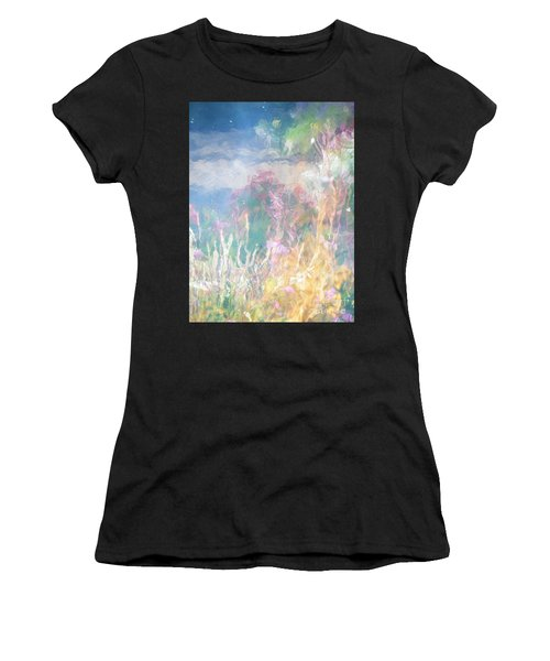 Fireweed Number 9  Women's T-Shirt (Athletic Fit)