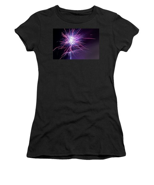 Fireworks - Purple Haze Women's T-Shirt