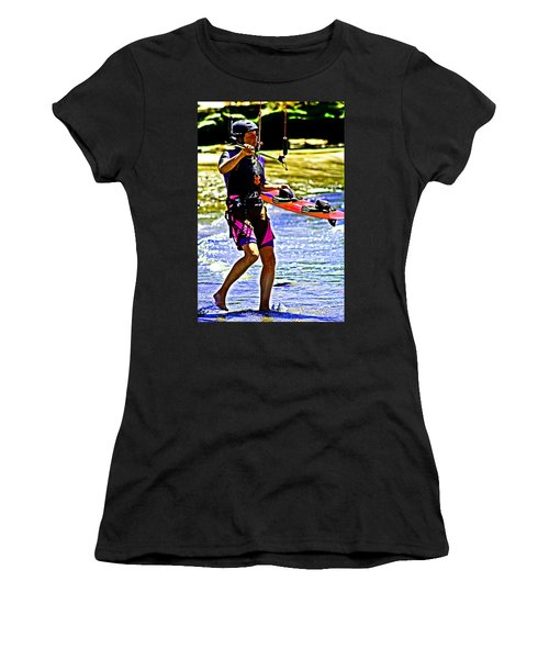 First Lesson Women's T-Shirt