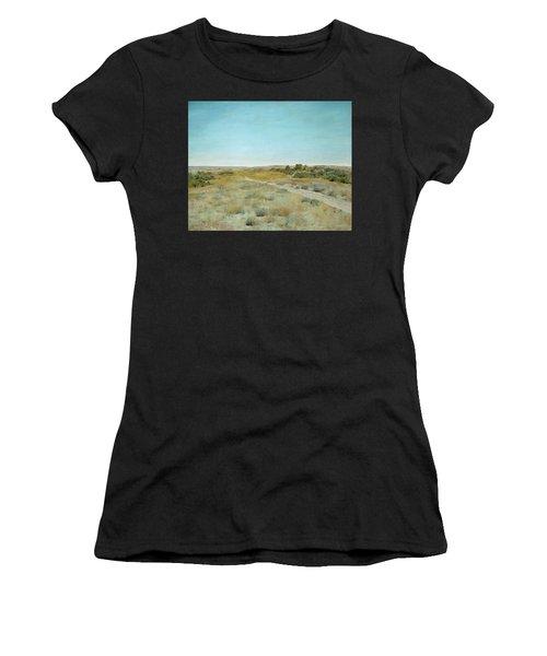 First Touch Of Autumn Women's T-Shirt