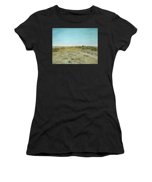 First Touch Of Autumn Women's T-Shirt