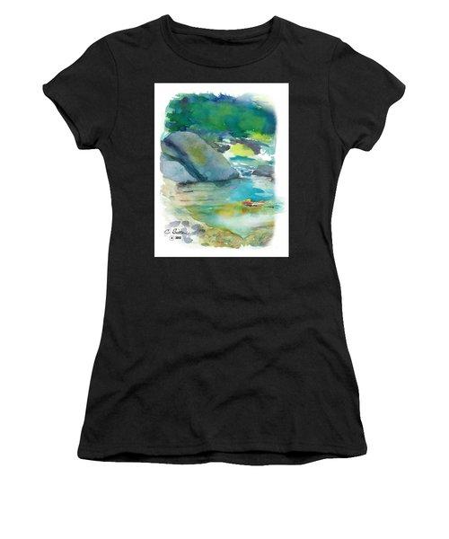 Fishin' Hole Women's T-Shirt
