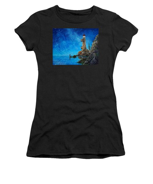 Fishing Women's T-Shirt (Athletic Fit)