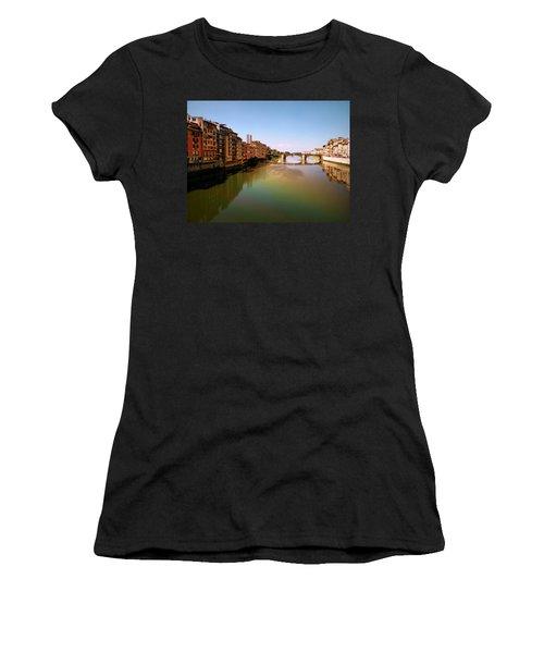Fiume Di Sogni Women's T-Shirt