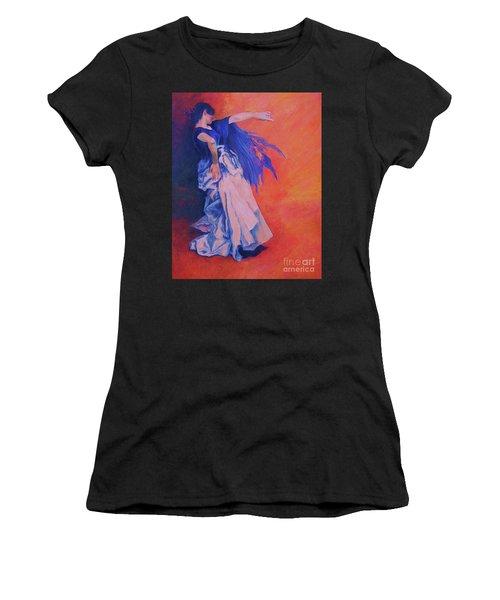 Flamenco-john Singer-sargent Women's T-Shirt
