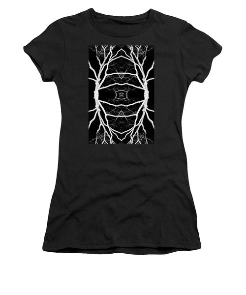 Tree No. 8 Women's T-Shirt (Athletic Fit)