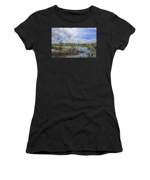 Florida Everglades 0173 Women's T-Shirt