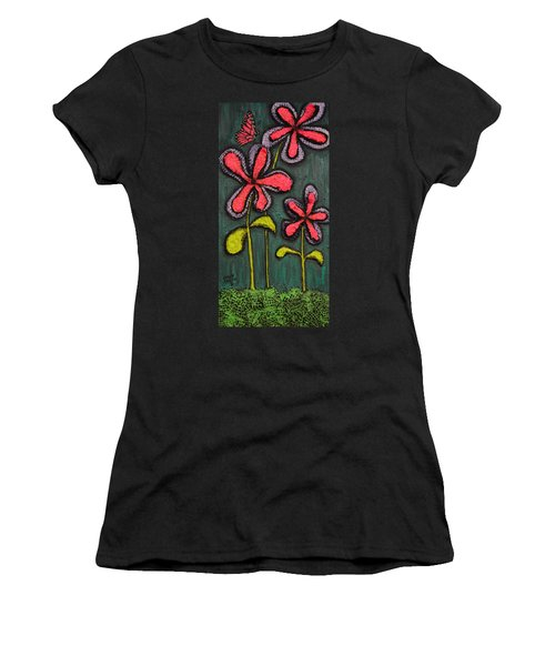 Flowers For Sydney Women's T-Shirt (Athletic Fit)