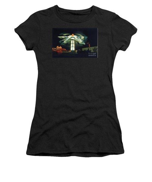 Flying  Bob Women's T-Shirt