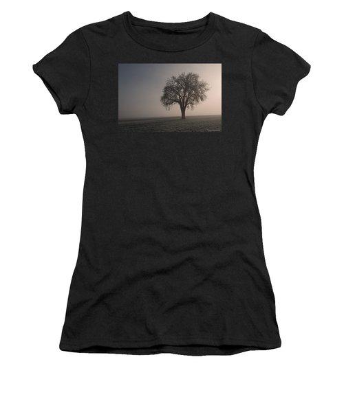 Foggy Morning Sunshine Women's T-Shirt