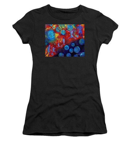 Football Dreams Women's T-Shirt