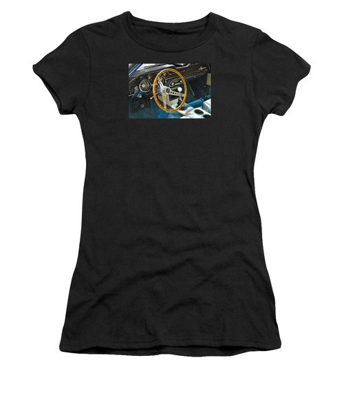 Ford Mustang Shelby Women's T-Shirt (Athletic Fit)