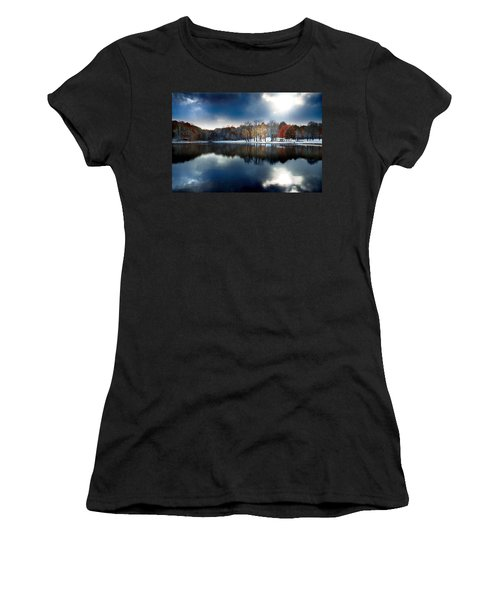 Foreboding Beauty Women's T-Shirt (Athletic Fit)