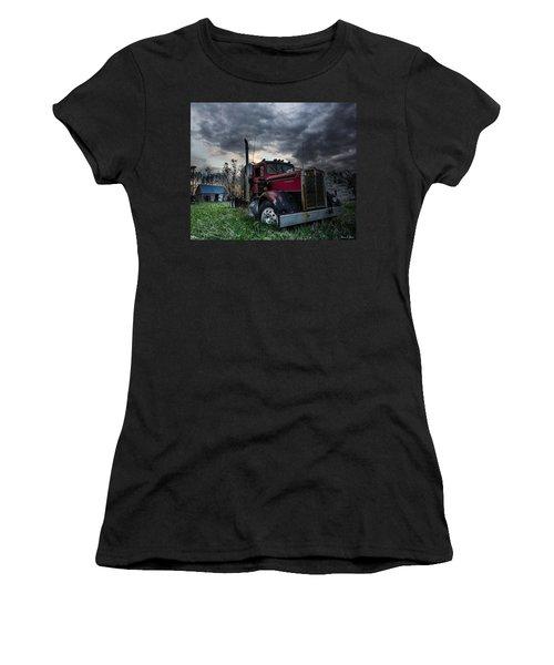 Forgotten Big Rig Women's T-Shirt