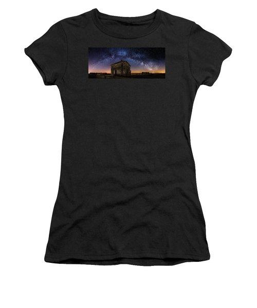 Forgotten Under The Stars  Women's T-Shirt