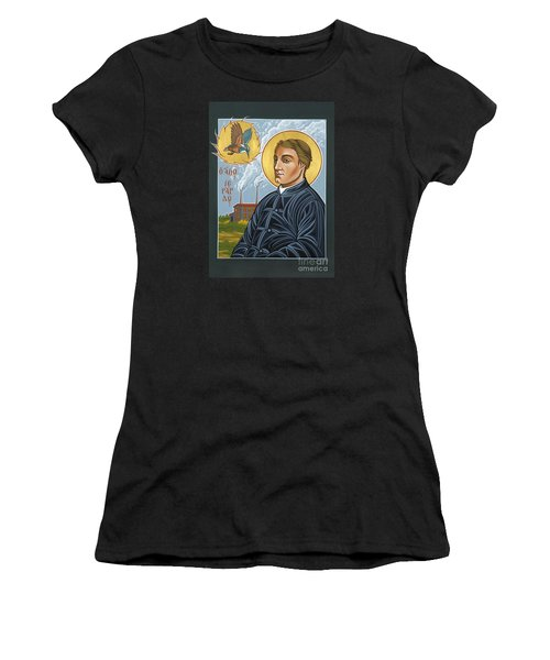 Fr. Gerard Manley Hopkins The Poet's Poet 144 Women's T-Shirt