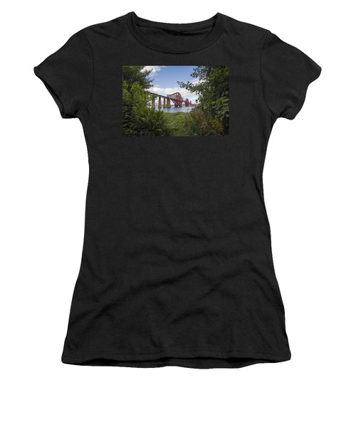 Framing The Forth Bridge Women's T-Shirt