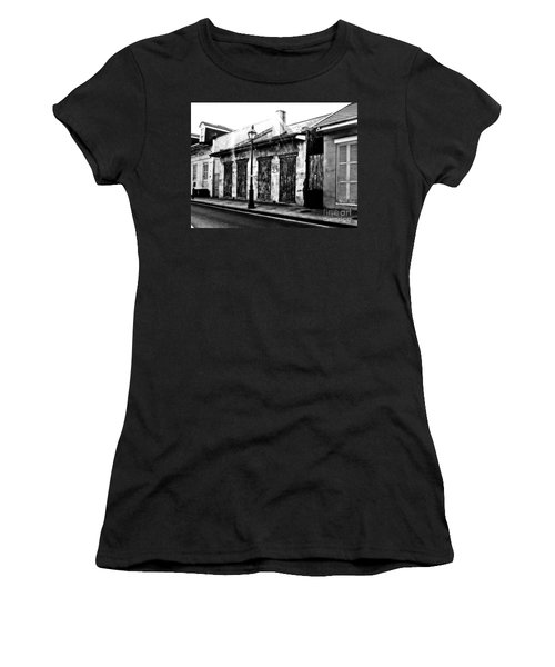 French Quarter Study 1 Women's T-Shirt (Athletic Fit)
