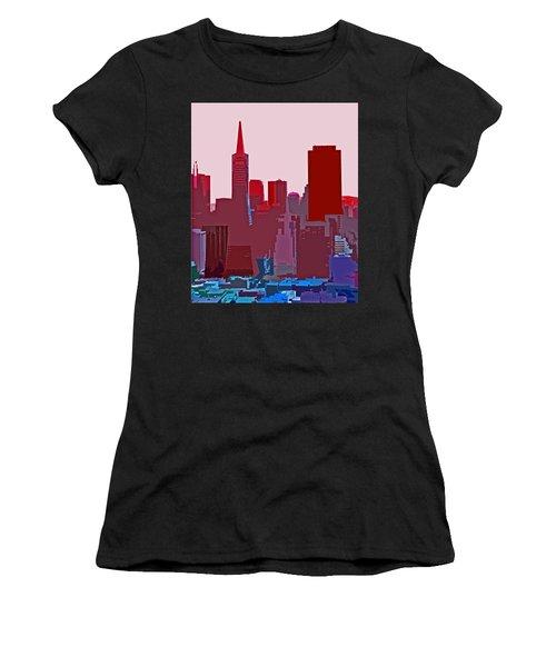 Frisco Skyline Women's T-Shirt