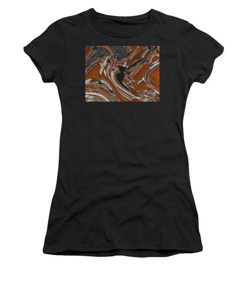 Frost And Woodsmoke  Women's T-Shirt