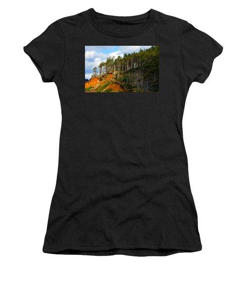 Frozen In Time Women's T-Shirt (Junior Cut) by Jeanette C Landstrom