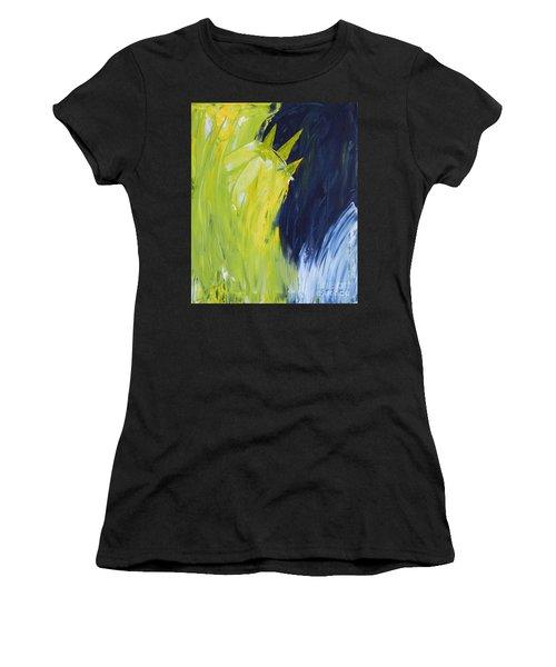 Frozen Liberty Women's T-Shirt (Athletic Fit)