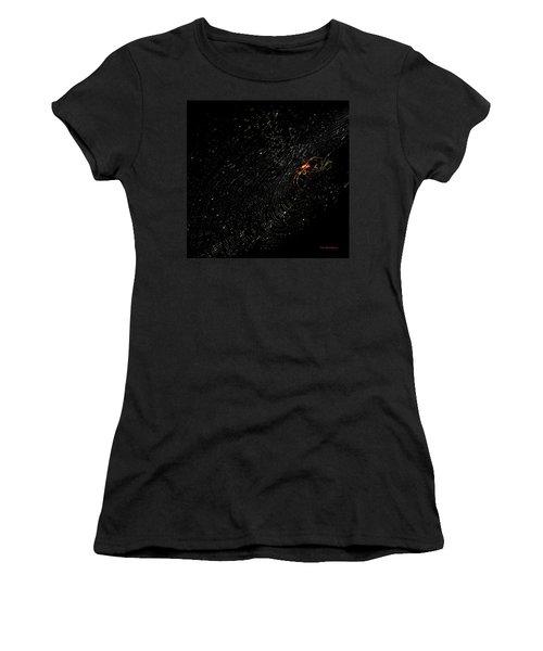 Galaxy Web Women's T-Shirt