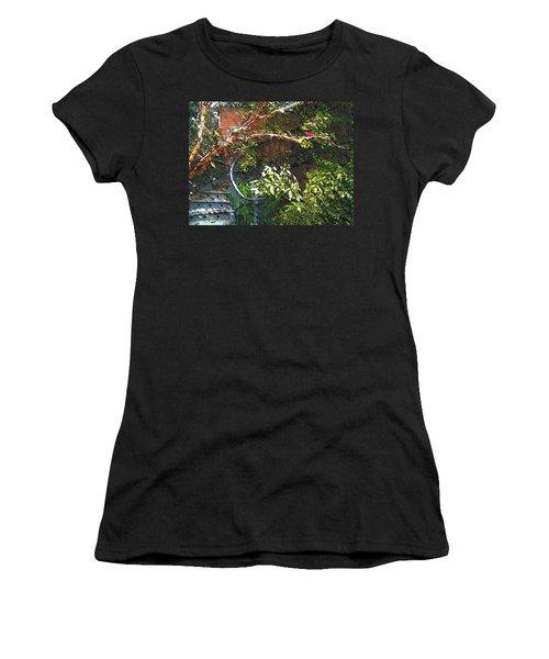 Garden Climb  Women's T-Shirt