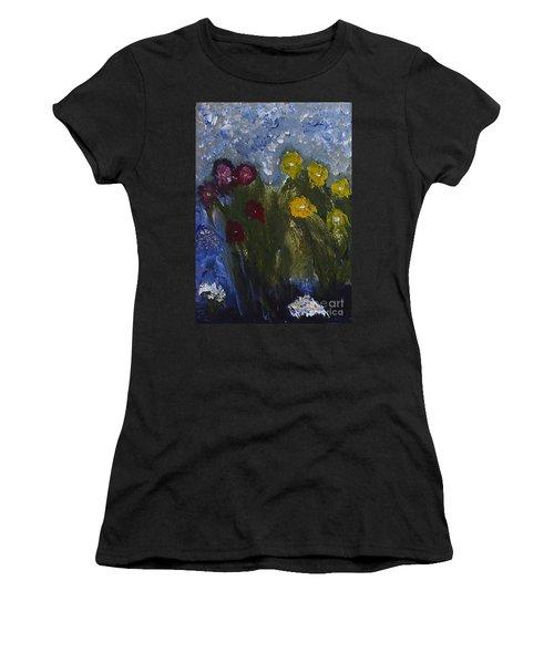 Garden Women's T-Shirt (Athletic Fit)