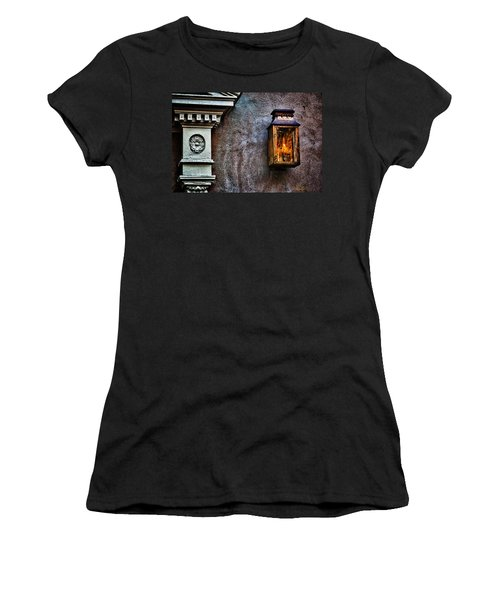 Gas Lantern Women's T-Shirt (Athletic Fit)