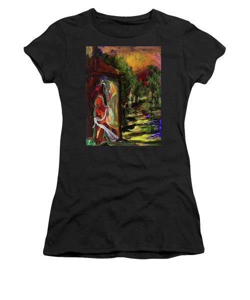 Gauguin's Polynesia  Women's T-Shirt