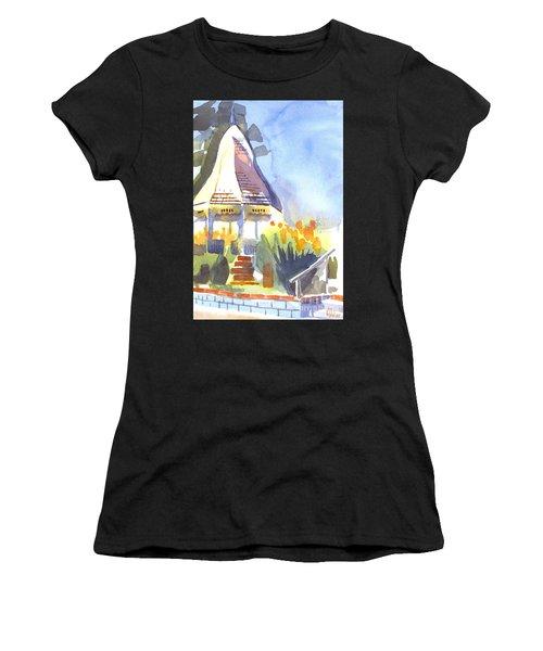 Gazebo On The City Square Women's T-Shirt