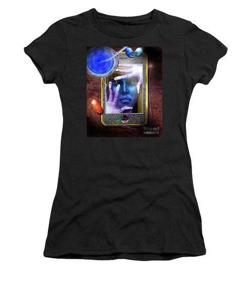 Generation Blu - The Blu Pill Makes Kool Aid Women's T-Shirt