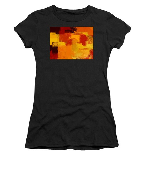 Geomix 05 - 01at01b Women's T-Shirt (Athletic Fit)