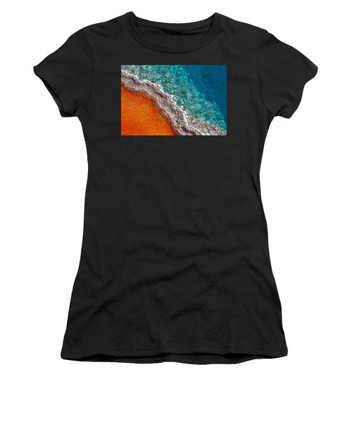 Geothermic Layers Women's T-Shirt