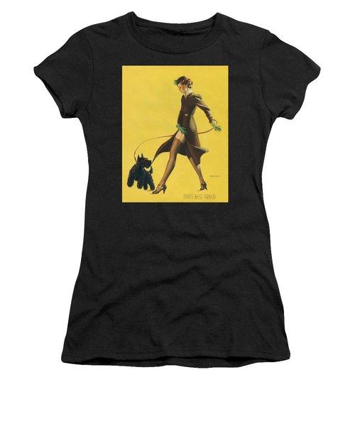 Gil Elvgren's Pin-up Girl Women's T-Shirt