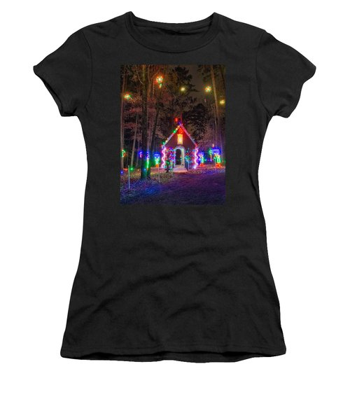Ginger Bread House Women's T-Shirt