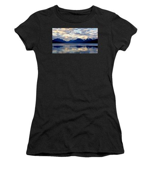 Glacier Morning Women's T-Shirt