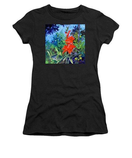 Gladiolus Women's T-Shirt