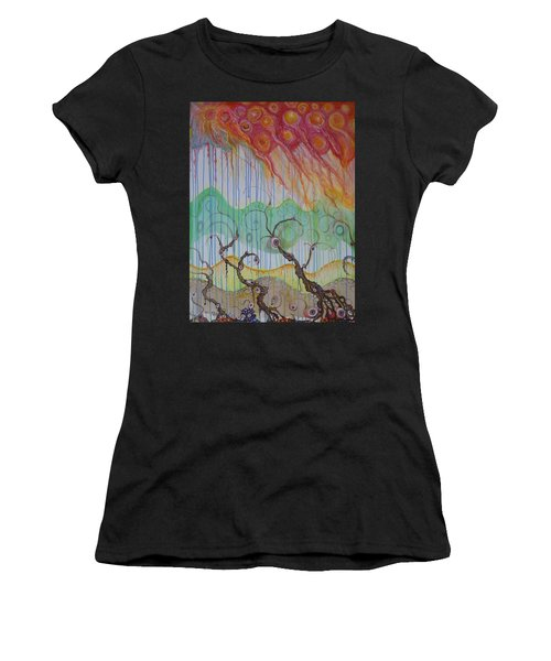 Climate Change, The Final Chapter Women's T-Shirt (Athletic Fit)