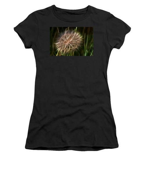 Glowing Dandelion Women's T-Shirt