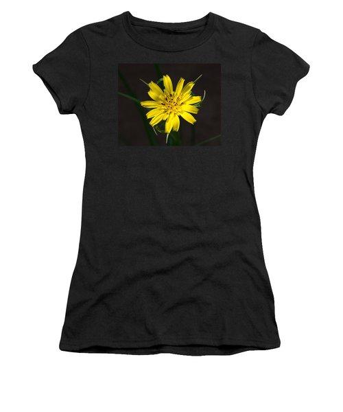 Goats Beard Flower Women's T-Shirt