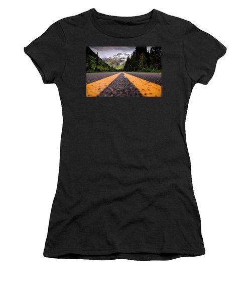 Going To The Sun Women's T-Shirt