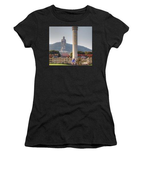 Golden Buddha Women's T-Shirt