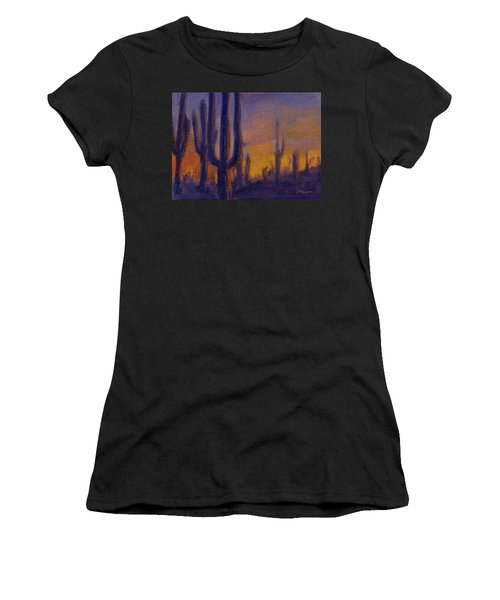 Golden Hours 2 Women's T-Shirt (Athletic Fit)