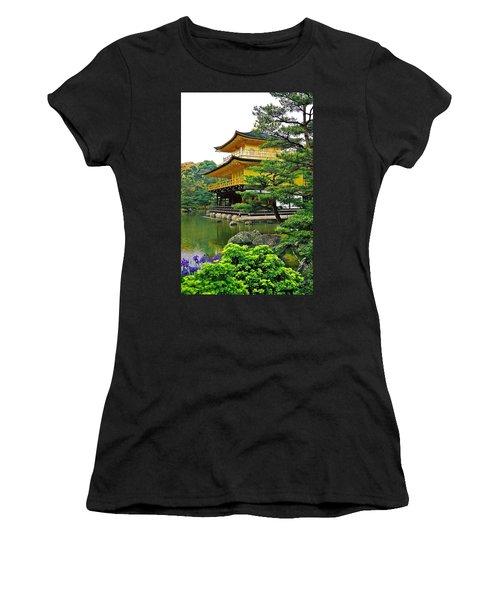 Golden Pavilion - Kyoto Women's T-Shirt